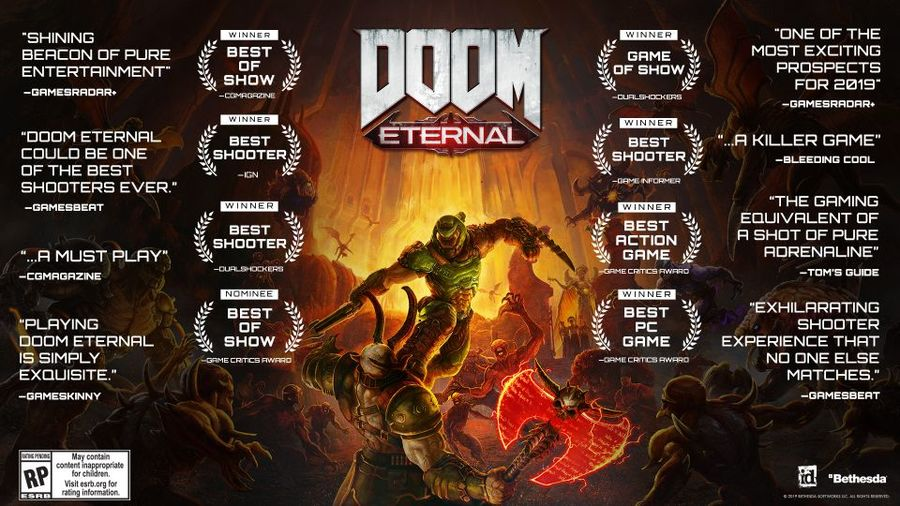 Doom Eternal | ShopTo net