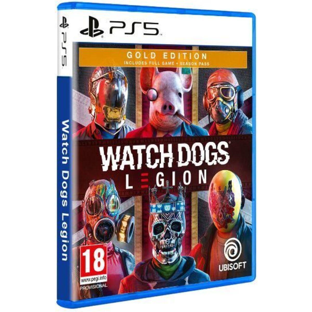 Buy Watch Dogs Legion Gold Ps5 Shopto Net