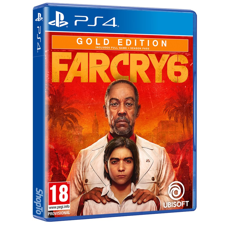 Buy Far Cry 6 Gold Edition Ps4 Shopto Net