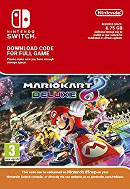 Nintendo Switch Mario Kart 8 Deluxe Download Shopto Net