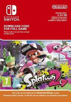 Splatoon 2 Switch Download | ShopTo net