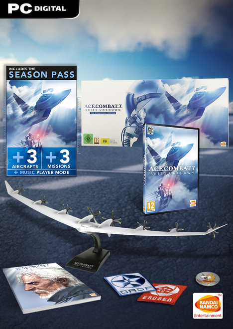 ACE COMBAT 7: SKIES UNKNOWN COLLECTOR | ShopTo net