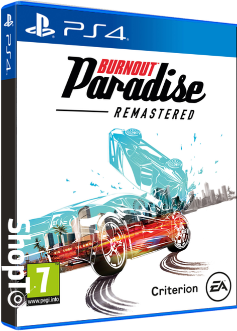 Burnout Paradise Remastered | ShopTo net