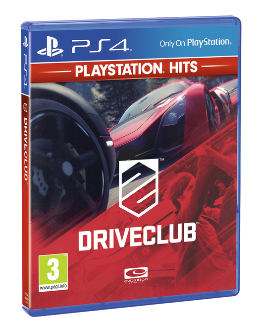 Driveclub (PlayStation Hits) | ShopTo.net on