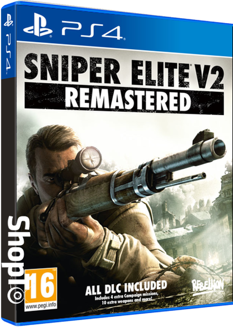 Sniper Elite V2 Remastered | ShopTo net