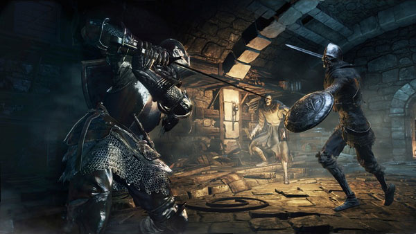 The Witcher 3: Wild Hunt and Dark Souls III | ShopTo net