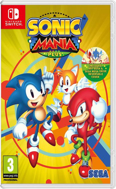 Sonic Mania Plus | ShopTo net