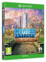 Cities Skylines: Parklife Edition Packshot