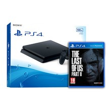 PS4 500GB + The Last Of Us Part II