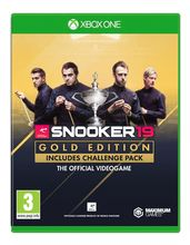 Snooker 19 Gold Edition