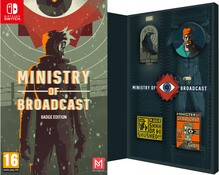 Ministry of Broadcast Badge Collector's Edition