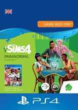 Image of The Sims 4 Paranormal Stuff