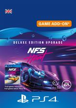Image of Need for Speed Heat Deluxe Edition Upgrade