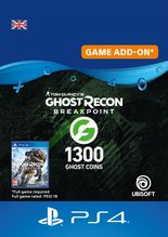 Image of Ghost Recon Breakpoint 1200 + 100 Ghost Coins
