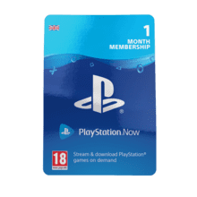 PlayStation Now 1 Month Subscription