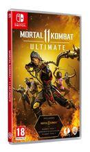 Mortal Kombat 11 Ultimate Edition - Code in box