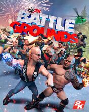 WWE 2K Battlegrounds PC Download