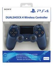 DualShock 4 Controller Midnight Blue