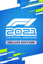 Image of F1 2021 Deluxe Edition PC Download