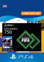 FIFA 21 FUT 750 Points