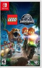 Lego Jurassic World - Packshot