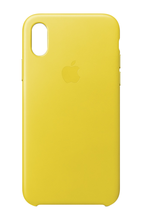-iphone-x-leather-case-spring-yellow