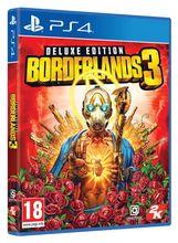 Borderlands 3 Deluxe inc Gold Weapon Skins Pack