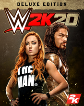 Image of WWE 2K20 Deluxe Edition