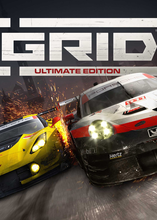 Image of GRID Ultimate Edition PC Download (ROW)