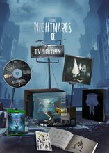 Little Nightmares 2 TV Edition packshot