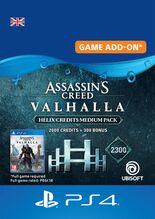 Image of Assassins Creed Valhalla Helix Credits 2300