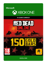 Image of Red Dead Redemption 2: 150 Gold Bars
