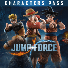 Image of JUMP FORCE - Characters Pass
