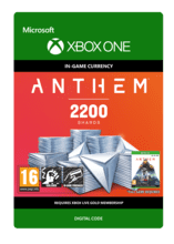 Image of ANTHEM 2200 SHARDS