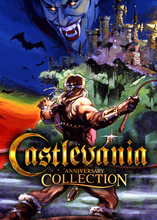Castlevania Anniversary Collection PC