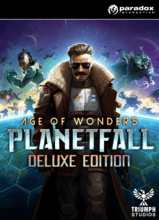 Image of Age of Wonders: Planetfall Deluxe Edition