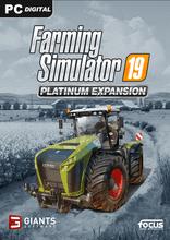 Farming Simluator 19 - Platinum Expansion