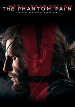 Image of METAL GEAR SOLID V: THE PHANTOM PAIN