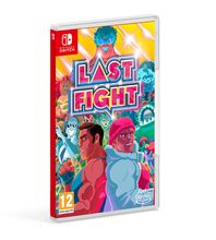 Last Fight Packshot