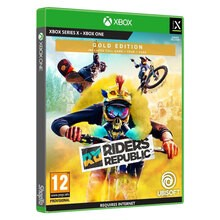 Riders Republic Gold Edition Packshot