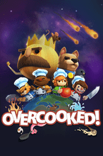 Image of Overcooked (ROW) PC Download