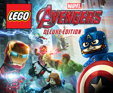 Image of LEGO Marvels Avengers Deluxe Edition PC