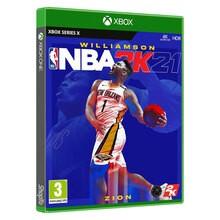 Image of NBA 2K21 - Xbox Series X