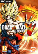 Image of DRAGON BALL XENOVERSE PC Download