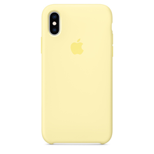 iphone-xs-sil-case-mellow-yellow