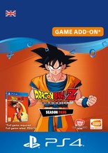 Image of Dragon Ball Z Kakarot Season Pass
