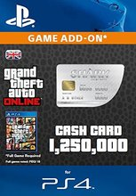 GTA - Great White Shark Cash Card