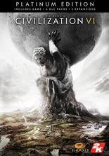 Image of Sid Meiers Civilization VI Platinum Edition