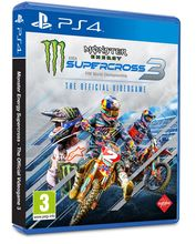 Monster Energy Supercross 3 Packshot