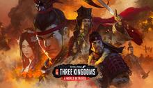 Image of Total War: THREE KINGDOMS - A World Betrayed (EU)